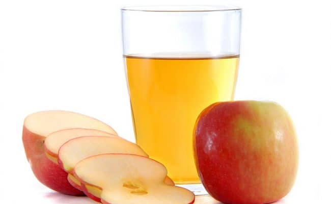 apple cider for skin health
