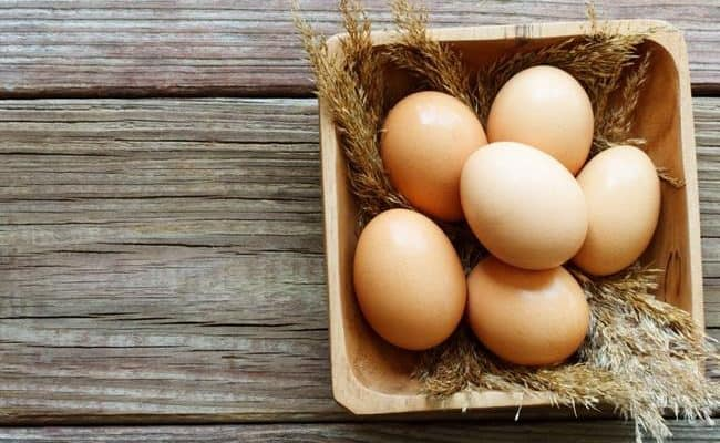 unrefrigerated eggs