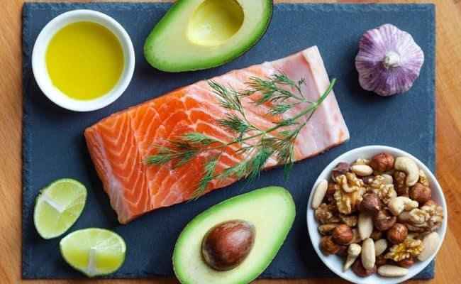 lower cortisol levels through diet