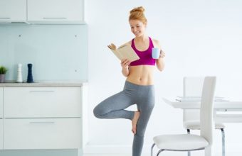 Do You Burn More Calories if You Eat Standing Up?