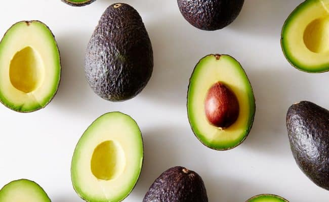 avocado and fat