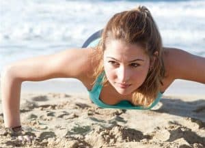 How Many Push-Ups Will Burn 100 Calories?