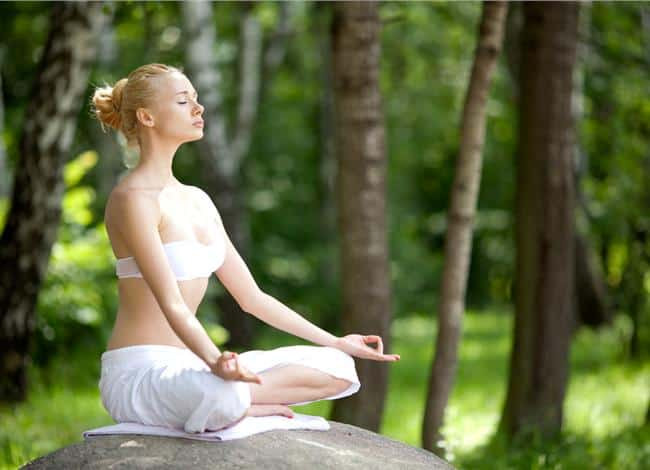 meditation for weight loss