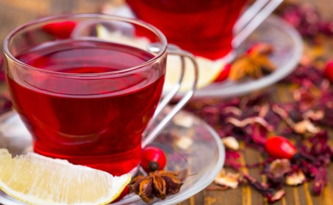 hibiscus tea for weight loss