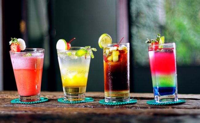 low calorie cocktails